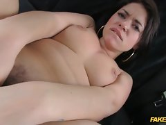 Sweet And Sexy Teens Always Get A Ride In The Fake Taxi