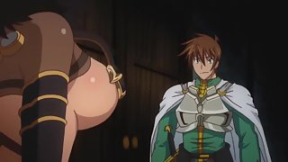 Rance Quest For Hikari 1   Cute Anime Teen Slave Gets Fucked In Public
