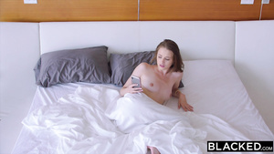 BLACKED Shes Always Wanted His BIG BLACK PENIS But Was Too Shy   Xozilla Porn