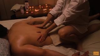 Horny Masseuse Can't Resist My Dick And Get Fucked   Nuru Thai Massage