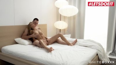White Boxxx   Passionate Morning Sex And Creampie With Gorgeous Nancy A