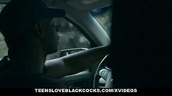 TLBC   Teen Sucks BBC In Backseat Of Car