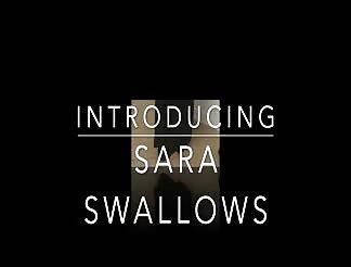 Sara Swallows My Cock