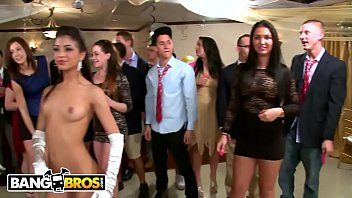 BANGBROS   College Dance Party Invaded By Porn Stars!