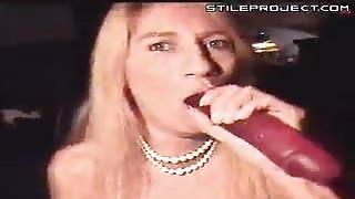 Madonna Deep Throat Blowjob