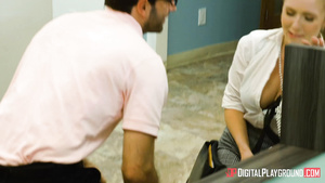 Lena Paul Can't Control Herself When With Jake Adams