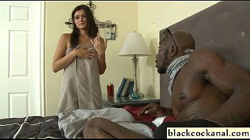Young Wife Sucks Black Convicts Cock
