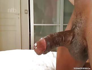White Babe Sucks And Fucks A Black Dick