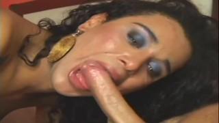 Amalia Indian Tranny Girl Fuck Big White Cock